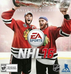 NHL XBOX ONE