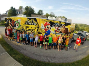Best Video Game Birthday Party Idea in Pittsburgh