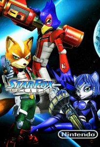 Star Fox Assult