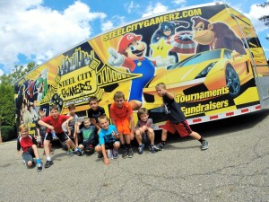 Pittsburgh Game Truck