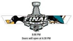 Pittsburgh Penguins vs. San Jose Sharks