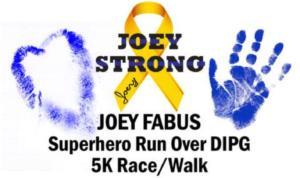 JOEY FABUS WALK RUN