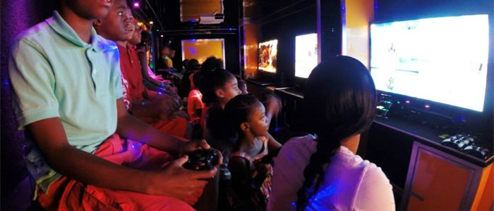 Steel City Gamerz Pittsburgh Video Game Truck Party Idea